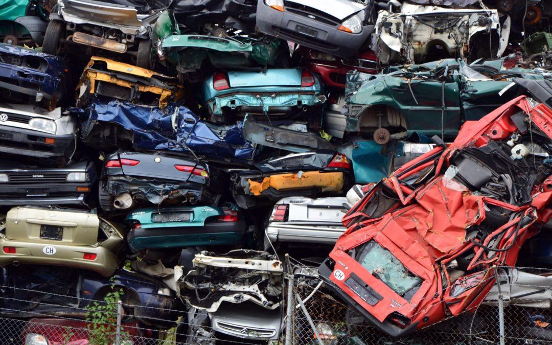 Cession d'un véhicule destiné à la casse : les étapes à suivre